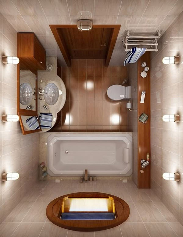Tổng hợp những mẫu thiết kế nhà vệ sinh 2m2 7