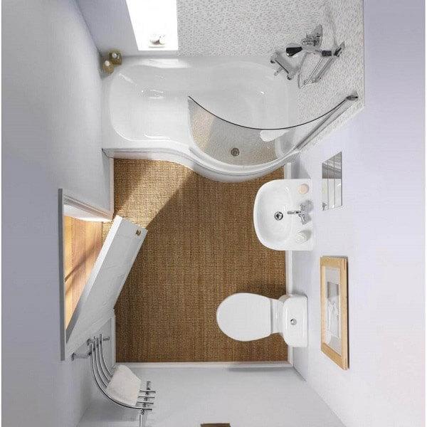 Yếu tố ngoại cảnh thiết kế nhà vệ sinh 2m2 1