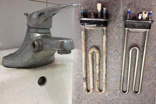 Cách sử lý cặn can xi cho đồ thiết bị vệ sinh