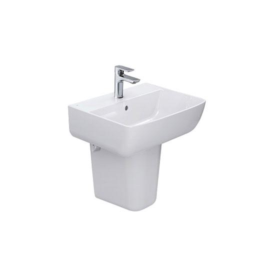 Chậu rửa chân lửng Inax AL-312V(EC/FC)