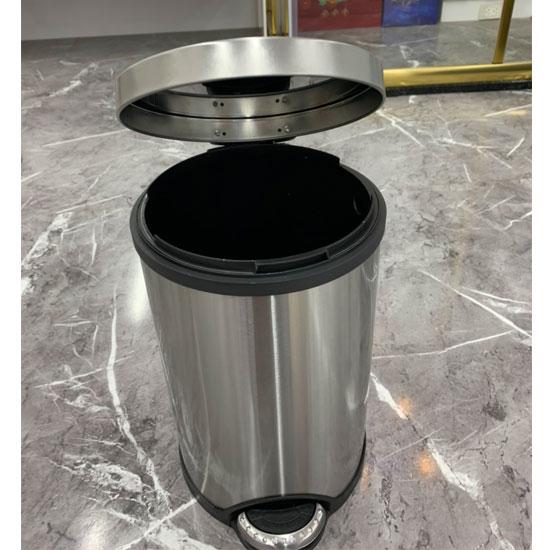Thùng rác inox SNF-T12C