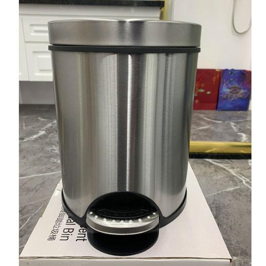 Thùng rác inox SNF-T5C