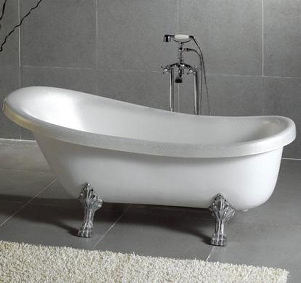 Bồn tắm có chân