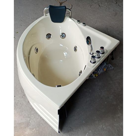 Bồn tắm massage Amazon TP-8070 màu kem