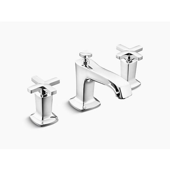 Vòi rửa lavabo Kohler K-16232T-3-CP