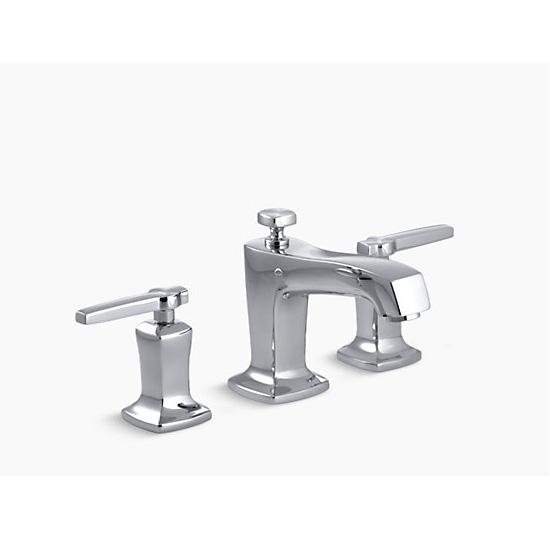Vòi rửa lavabo Kohler K-16232T-4-CP