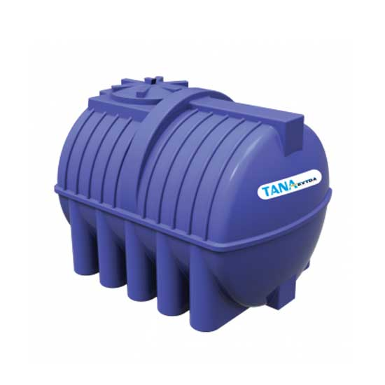 Bồn nhựa Tân Á TA-N300EX 300L Ngang