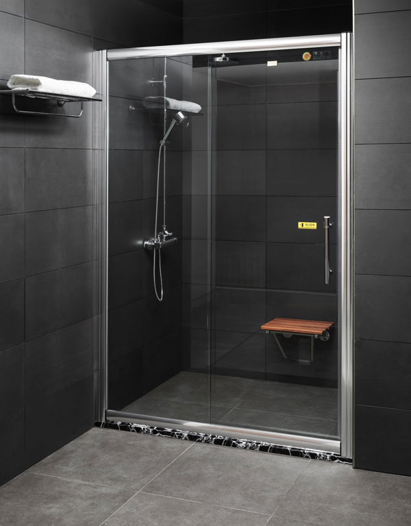 Cabin tắm vách kính Fendi FKP-4X2