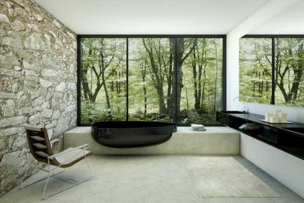 Một số gợi ý thiết kế phòng vệ sinh đẹp nhất 1