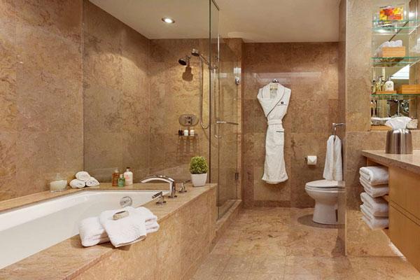 Một số gợi ý thiết kế phòng vệ sinh đẹp nhất 2