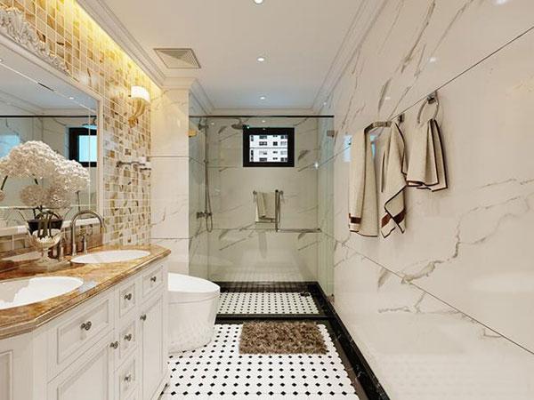 Tổng hợp mẫu thiết kế phòng tắm 4m2 3