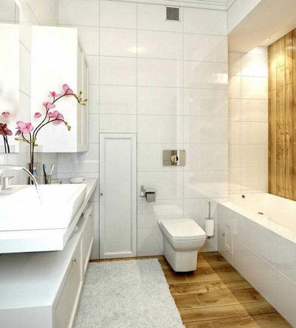Tổng hợp mẫu thiết kế phòng tắm 4m2 4
