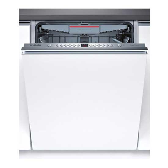 Máy rửa chén âm toàn phần Bosch HMH.SMV46MX03E 60CM