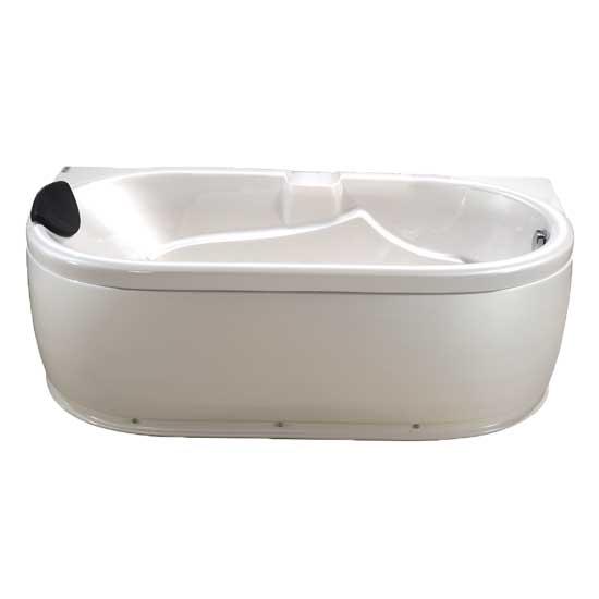 Bồn tắm MICIO PB-160R (Ngọc Trai, Yếm phải)