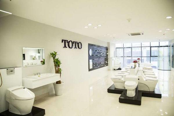 Nên mua thiết bị vệ sinh hãng nào? Thương hiệu Toto 1