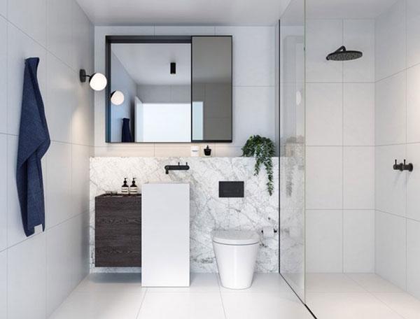 Tổng hợp mẫu thiết kế phòng tắm 4m2 5