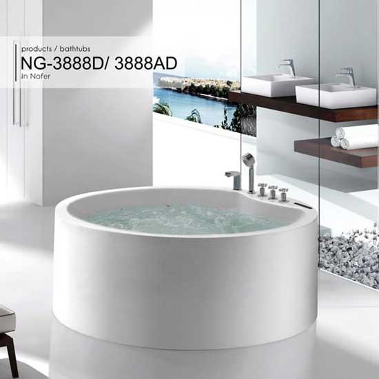 Bồn tắm massage Nofer NG-3888D