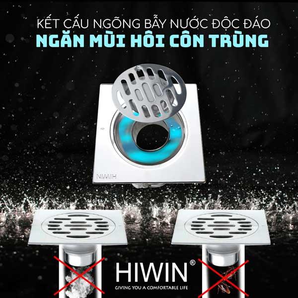 Ga thoát sàn Hiwin FD-8210A