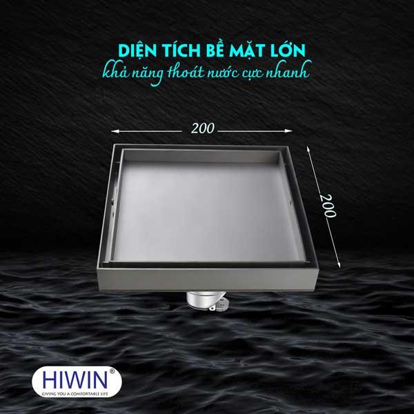 Ga thoát sàn Hiwin FD-T11