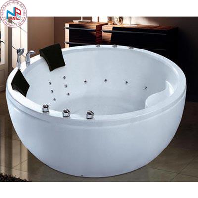 Bồn tắm sục massage size lớn độc lập