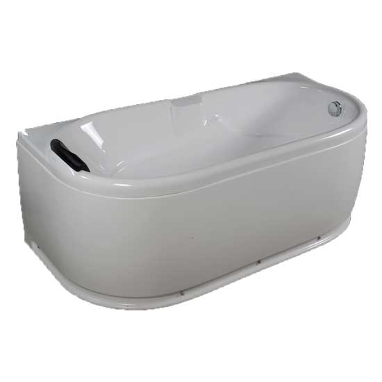 Bồn tắm MICIO WB-160R (Acrylic, Yếm phải)