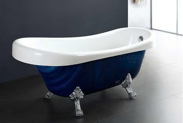 Bồn tắm chân rồng MICIO RWB-160S 3