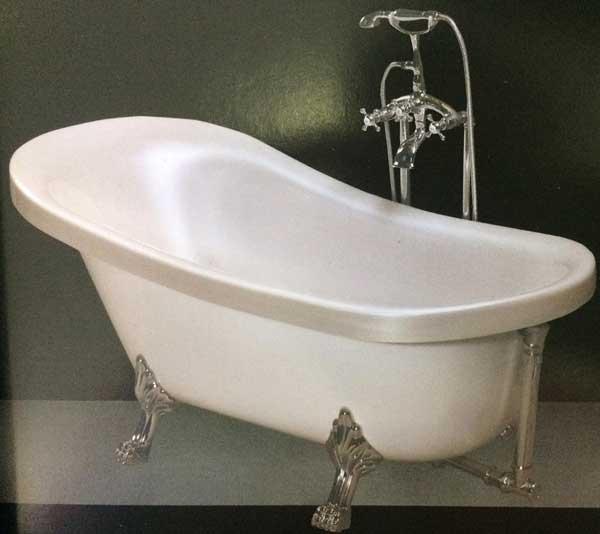 Bồn tắm chân rồng MICIO RWB-160S 1
