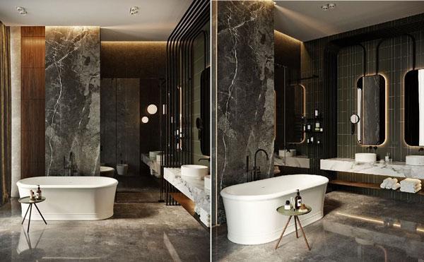 Cách lựa chọn bồn tắm nằm đặt sàn – Kinh nghiệm chọn mua