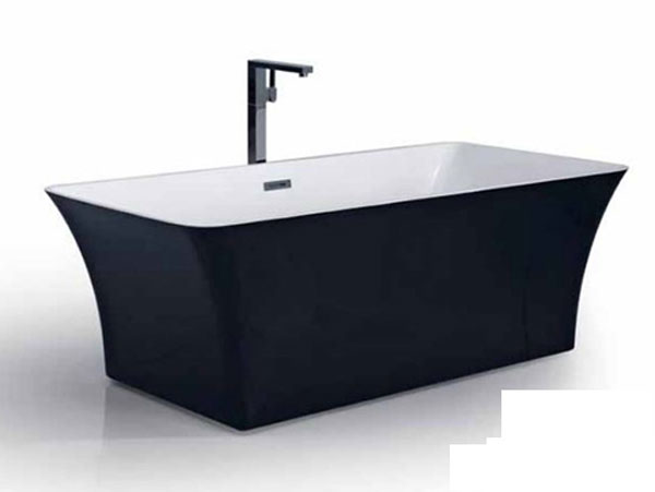 Một số mẫu bồn tắm nằm đặt sàn đẹp 3