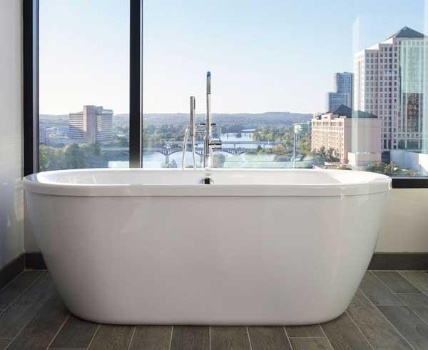 Nên hay không sử dụng bồn tắm sứ? Cách chọn tốt nhất