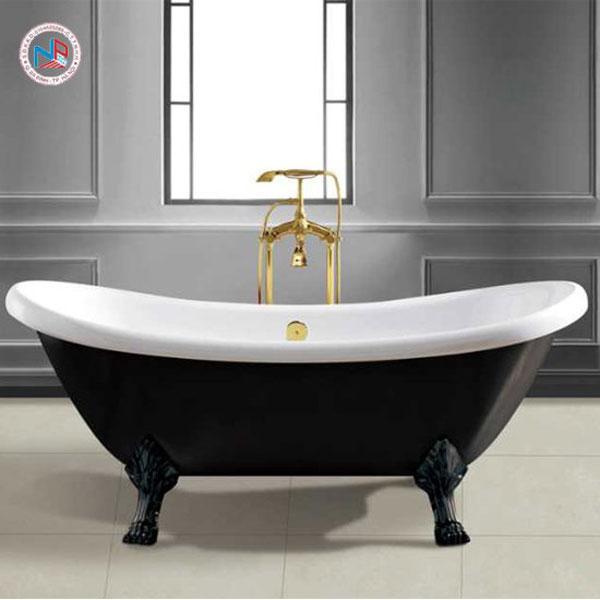 Một số mẫu bồn tắm nằm đặt sàn đẹp 2