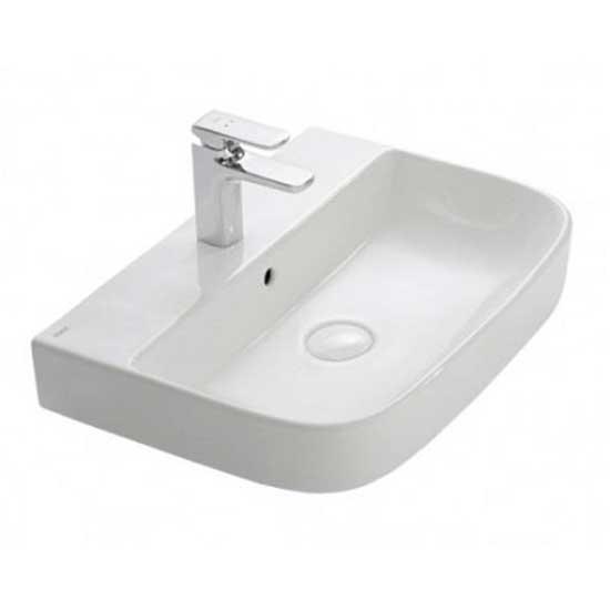 Giá chậu rửa mặt đặt bàn lavabo Inax AL-2398V(EC/FC) 1