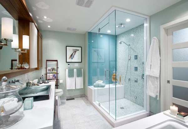 Chiều cao nhà vệ sinh trong phong thủy 1