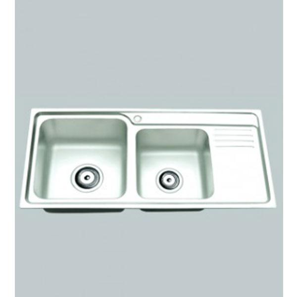 Chậu rửa bát Picenza PZ304 – 9443