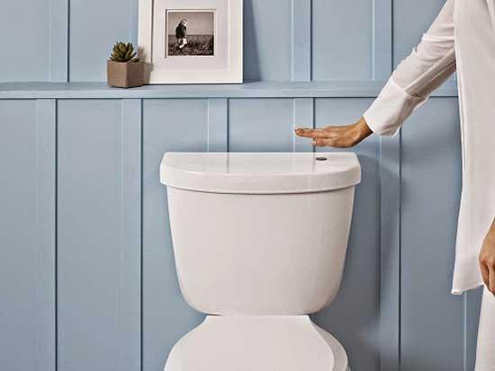Nên dùng bồn cầu 1 khối hay 2 khối cho khả năng vệ sinh tốt hơn 1
