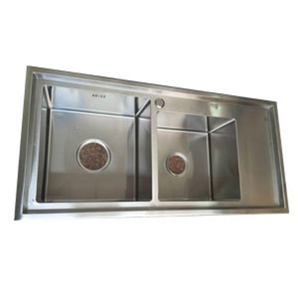 Chậu rửa bát Gorlde GD-5212 (inox 304) 1