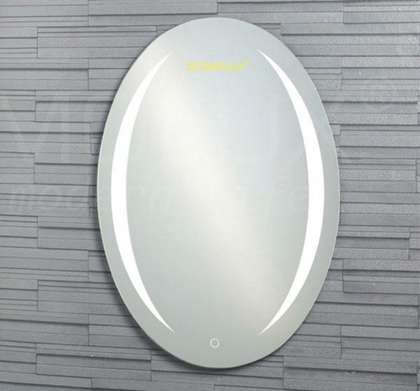 Gương Elip trong phòng tắm 1