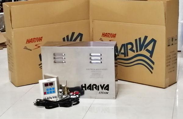 Máy xông hơi ướt Hariva HSG-60S