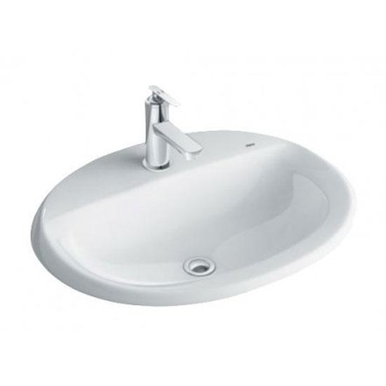Chậu rửa âm bàn Inax L-2395V
