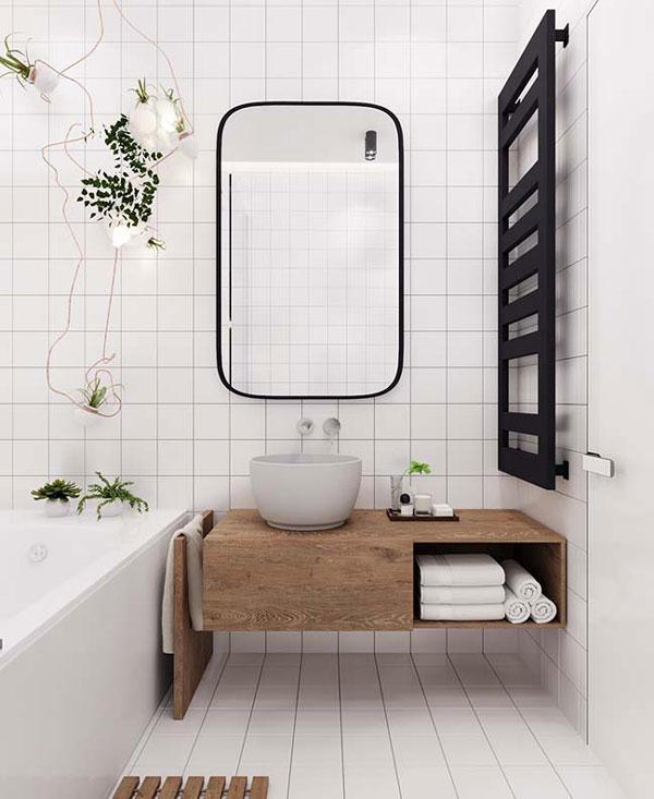 Kích thước phòng tắm 1