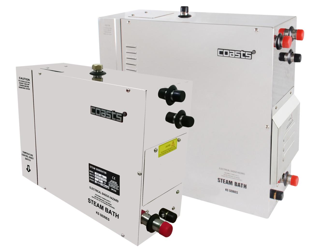 Hướng dẫn lắp đặt máy xông hơi ướt Coasts KSA