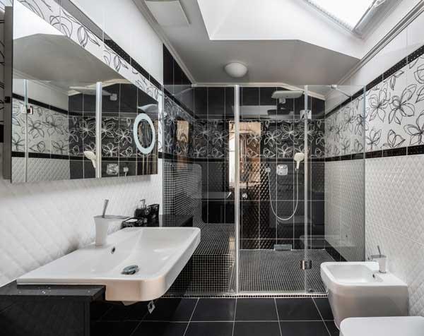 Cách treo gương trong phòng tắm phù hợp cho nhà tắm hiện đại ngày nay