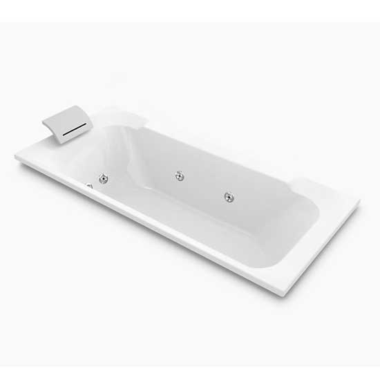 Bồn tắm massage Kohler K-77701K-NW-0