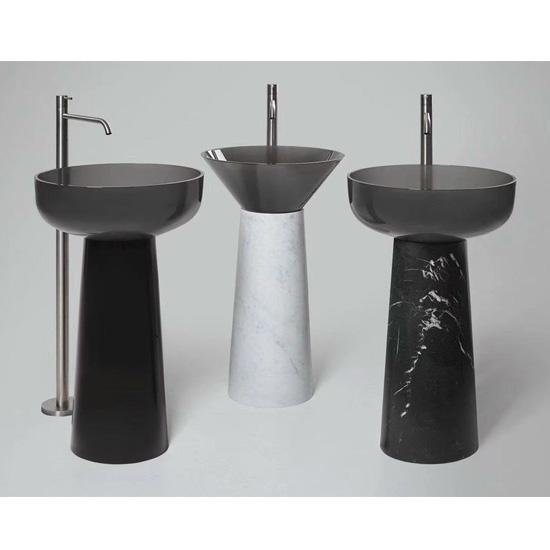 Chậu rửa lavabo chân đứng NP-369