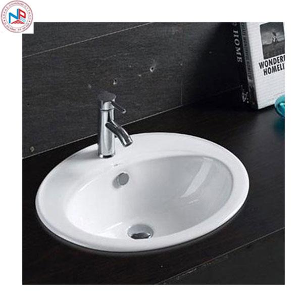 Chậu rửa lavabo Minh Long Vimeco T10 1