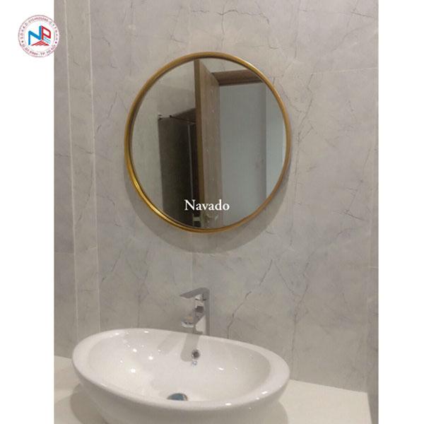 Gương phòng tắm Navado NAV602D 1