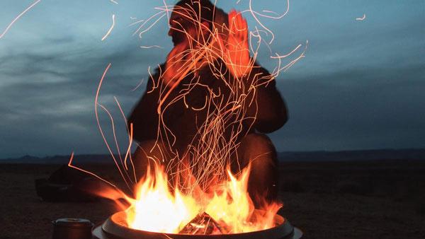 Hóa giải bằng cách đốt vía 1