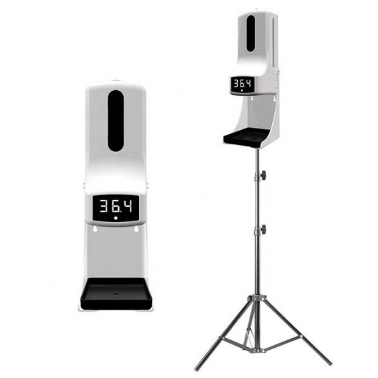 Giới thiệu máy xịt cồn Sewo