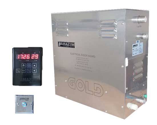 Máy xông hơi ướt Amazon Gold AG-60
