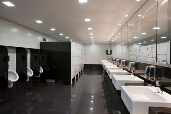 Nhà vệ sinh công cộng và các sản phẩm cần có